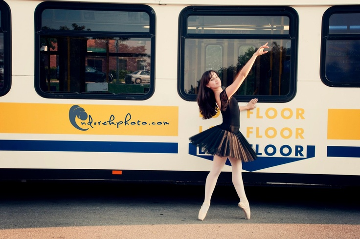 Claudia Gennaccaro is a student at the Hamilton Academy of Performing Arts in Dundas. Nusreta Durek Photography.