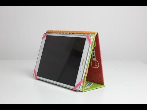 DIY: Cómo hacer una funda para tablet fácil | Anita y su mundo