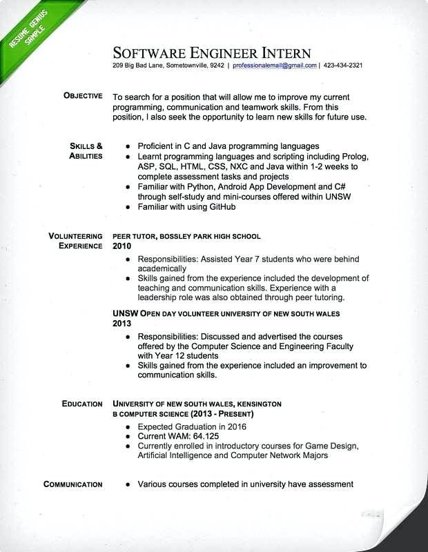 Sample Of Resume Letter 2019 With Images Resume Cover Letter