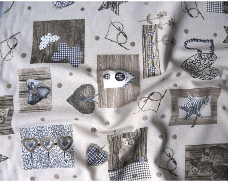 Lakástextil, bútorvászon, ZELMA, bézs | Textilpont Lakástextil Webáruház
