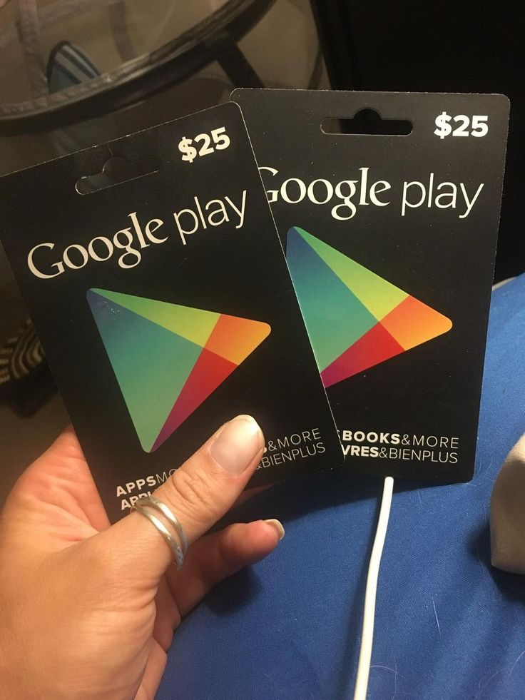 Pin by Free Gift Card Giveaway on Free Google Play Redeem ...