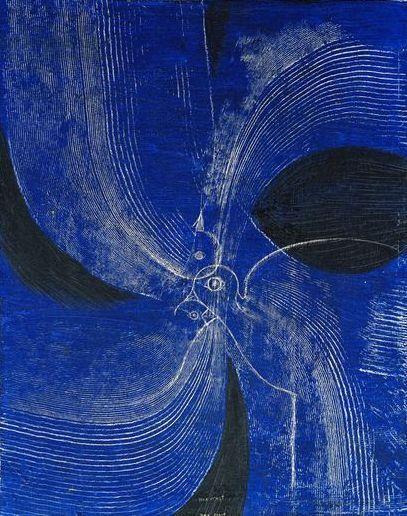 nobrashfestivity:  Max Ernst  La Mer aux Oiseaux  1925        more #