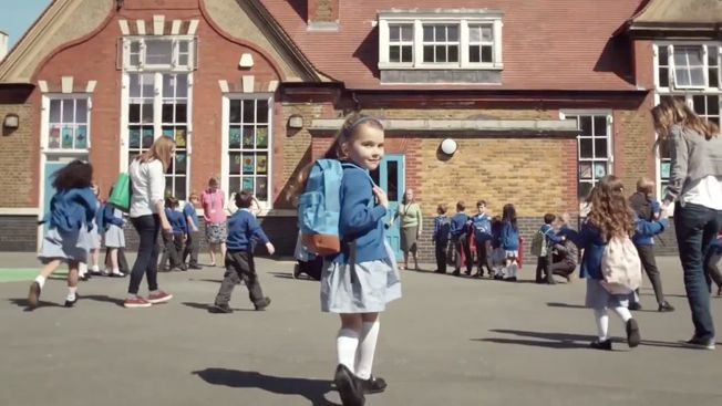 John Lewis Runs, Jumps and Dives Through 150 Years in Lovely Birthday Spot