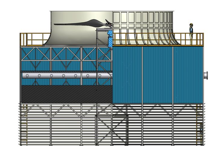 Dolphin Cooling Tower #Manufacturer, #Mumbai, is one of the leading manufacturers of Cooling Towers and Spare Parts in India. Since our inception in 2006, we have built upon our ideology of superior #design and advanced #technology. Our excellent quality and prompt after sales service, riding on our underlying integrity, adds to our stature.