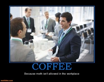 No meth in the workplace