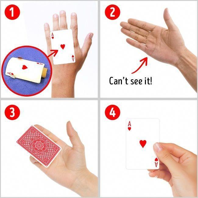 Tricks Black Art With Images Magic Card Tricks Cool Magic