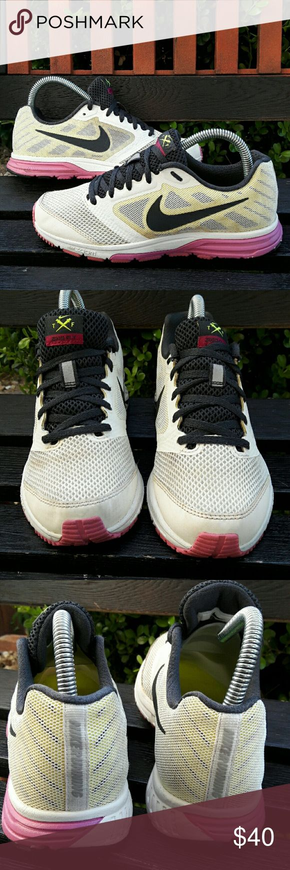Nike zoom fly In good condition  A bit dirty can be cleaned   Checkout my listings for more awesome stuff! Nike Shoes Athletic Shoes