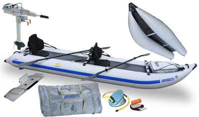 Sea Eagle 435ps PaddleSki Ultimate Set Paddelboot | SEA-EAGLE | BOOTE | Kajak Kanu Elektromotor bei BeachandPool.de online kaufen