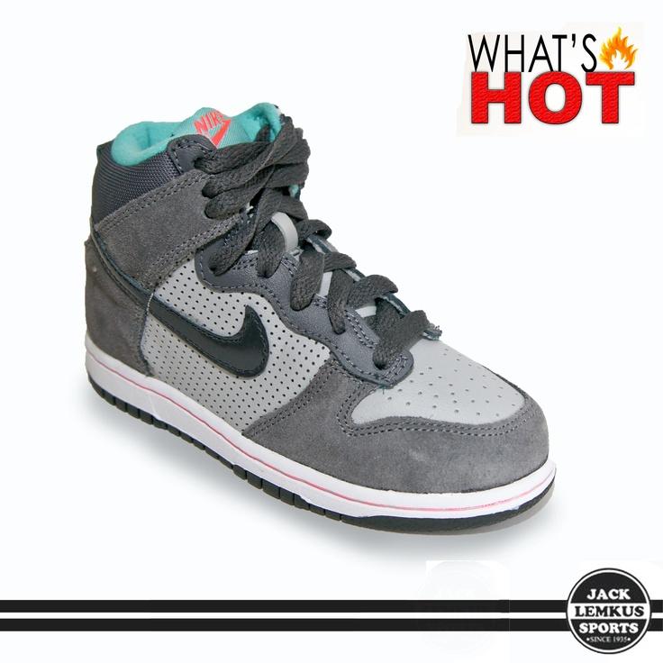 Nike Dunc High (pre school)