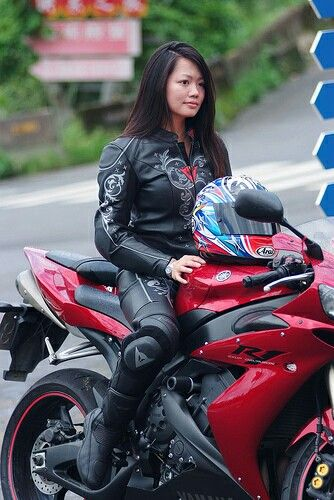 Motorcycle Woman  Woman  Bikes  Pinterest  Womens And -7768