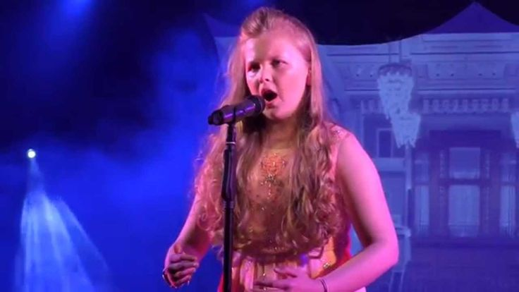 MEMORY – ELAINE PAGE performed by BEAU at TeenStar singing contest