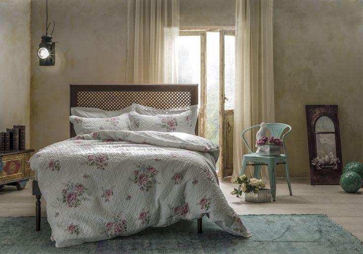 bedroom ,shabby