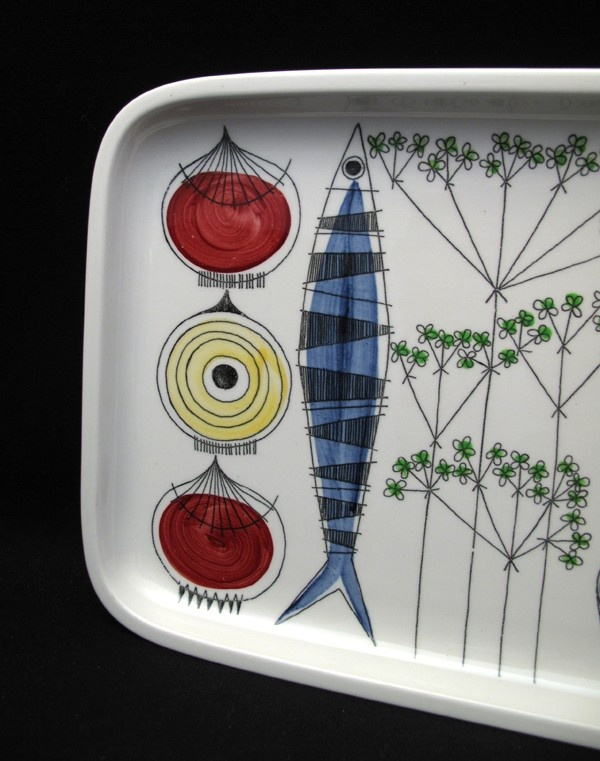 rorstrand picknick serving tray