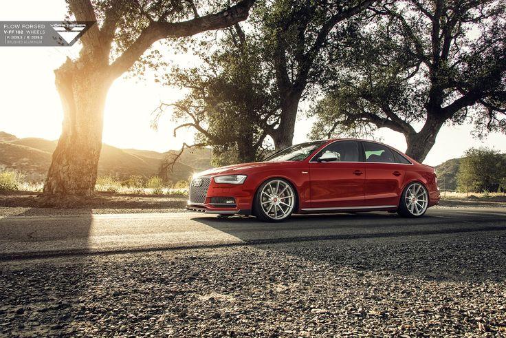 B8.5 Audi S4 Body Kits & Carbon Fiber Aero Kits - Vorsteiner