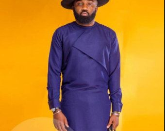 Vêtements africains pour hommes-traditionnel africain par MalvisCo