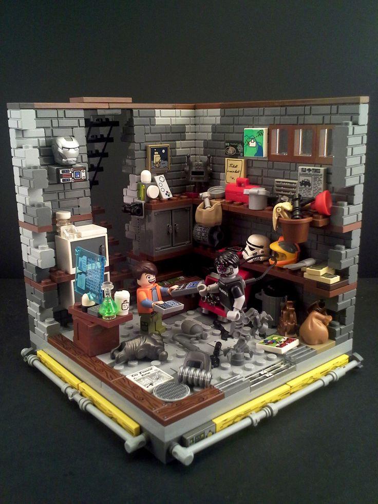 player 10 mike m flickr - Etagenbett Couch Lego Film