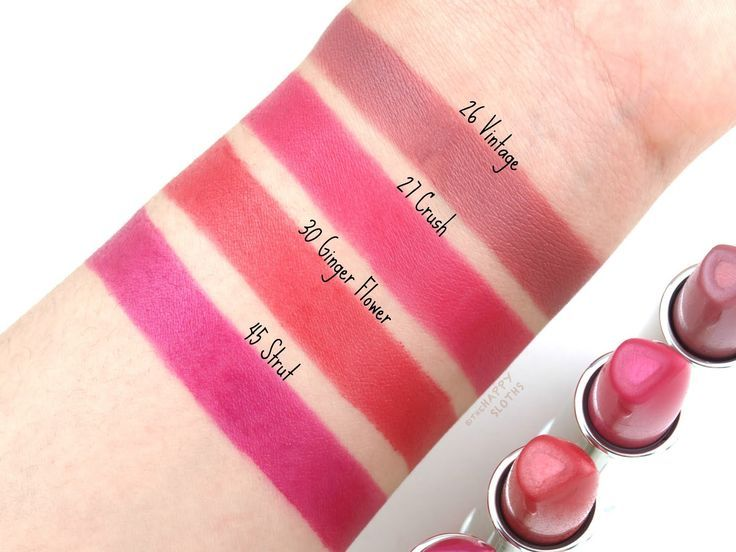 Clinique Dramatically Different Lipstick Shaping Lip Color Review And Swatche Lip Colors Lip Gloss Colors Ginger Flower