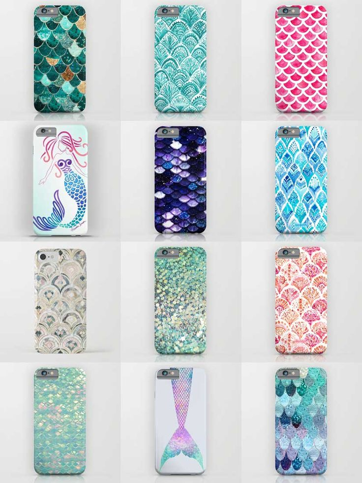 Society6 Mermaid Phone Cases - Society6 is home to hundreds of thousands of artists from around the globe, uploading and selling their original works as 30+ premium consumer goods from Art Prints to Throw Blankets. They create, we produce and fulfill, and every purchase pays an artist.