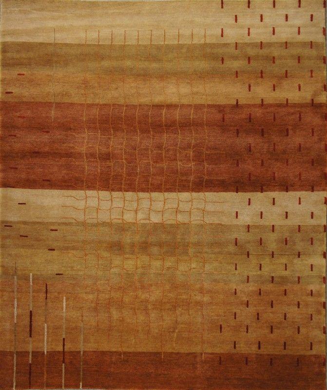 Rugstudio Presents Org Tibetan Weave D 005 80 Knot Beige