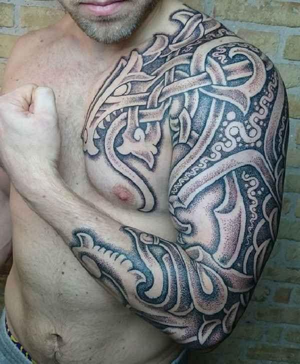 die 25 besten ideen zu keltische tattoos auf pinterest. Black Bedroom Furniture Sets. Home Design Ideas