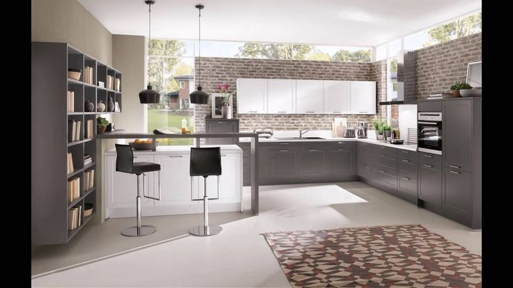 Keukens in ieder budget, met inbouwapparatuur en werkbladen. Keuken vern...