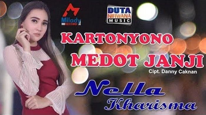 Download Kumpulan Lagu Nella Kharisma Mp3 Album Goyang Melon Ep