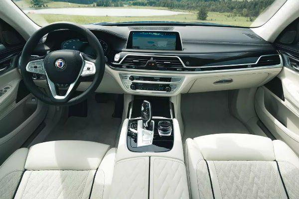 2020 Bmw Alpina B7 Interior Bmw Alpina Bmw Bmw 7 Series