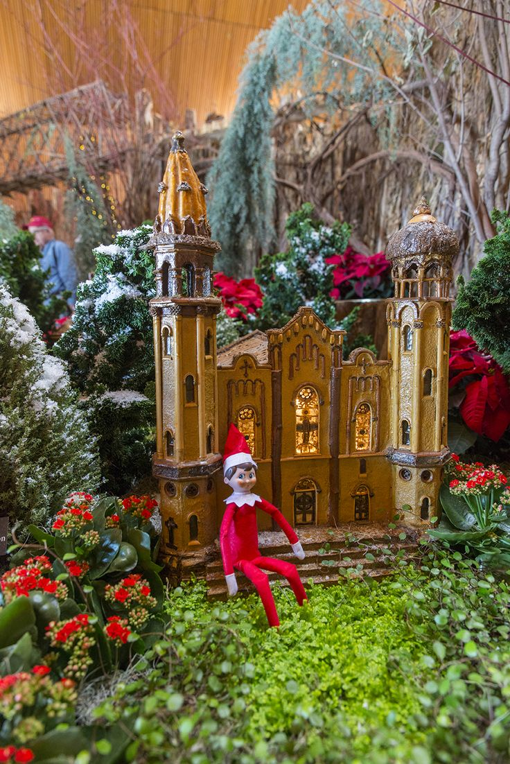 10 best Elf on a Shelf at the Chicago Botanic Garden images on ...