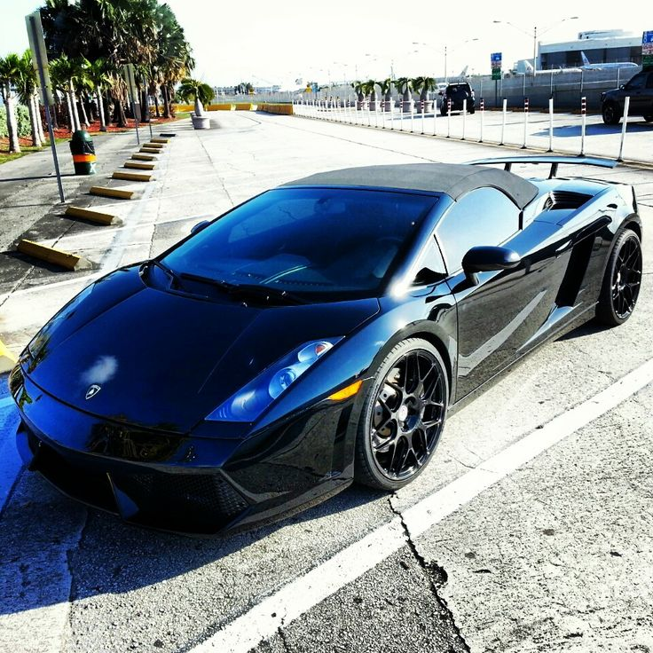 Lamborghini Gallardo a perfect package of rental car only $1,199/day.