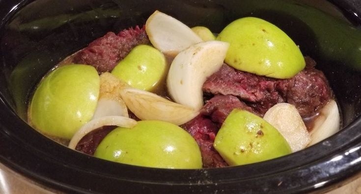If you want a slow cooker venison tenderloin recipe that tastes like fall is in …   – Deer meat recipes