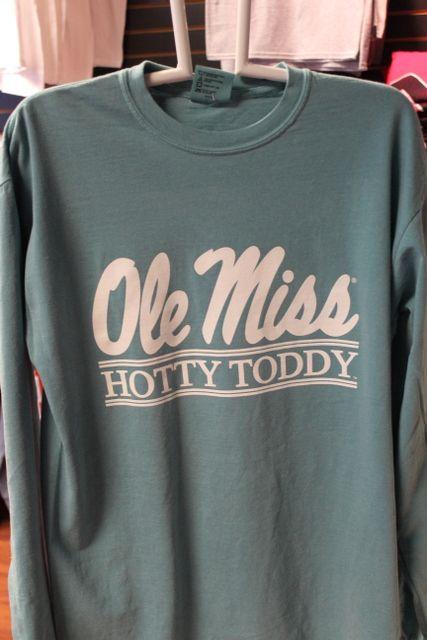 Ole Miss Hotty Toddy Bar Seafoam $28.95