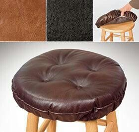 17 Best Images About Bar Stool Cushions On Pinterest