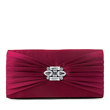 FREE SHIPPING AVAILABLE! Buy Gunne Sax by Jessica McClintock Francessca Satin Evening Bag at JCPenney.com today and enjoy great savings.