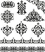 Arabesque Ornaments