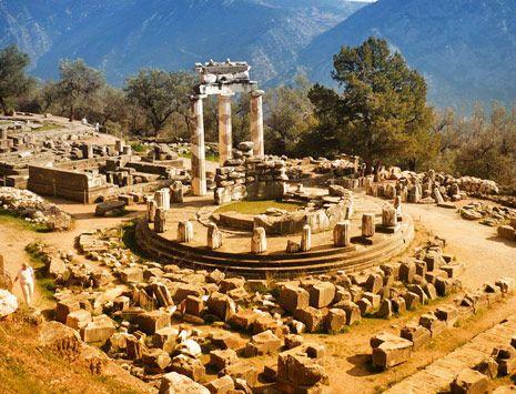 #Delfos, Grécia