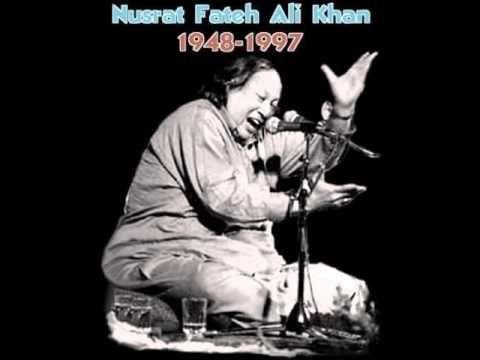 Shahbaz Qalandar - Nusrat Fateh Ali Khan - YouTube