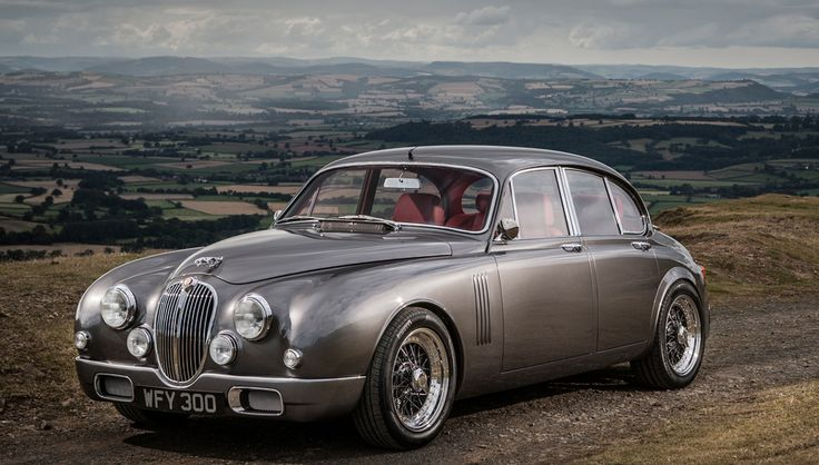 Classic Motor Cars, a restoration shop based in Shropshire, England, that specializes in Jaguar cars, has announced that it will produce a limited number of the Mark 2 by Callum, a reinterpretation of the Jaguar Mark 2 created by Jaguar's director of design, Ian Callum.
