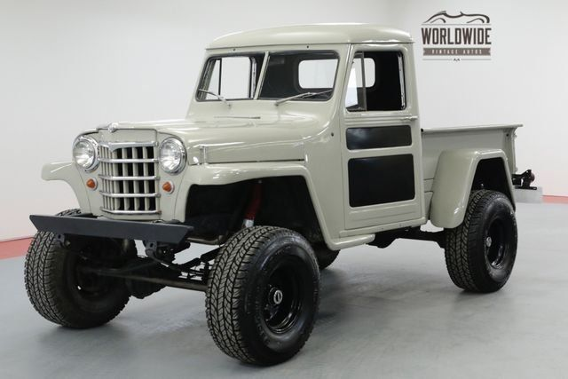 1953 Willys Jeep For Sale Willys Jeep Jeep Truck Willys