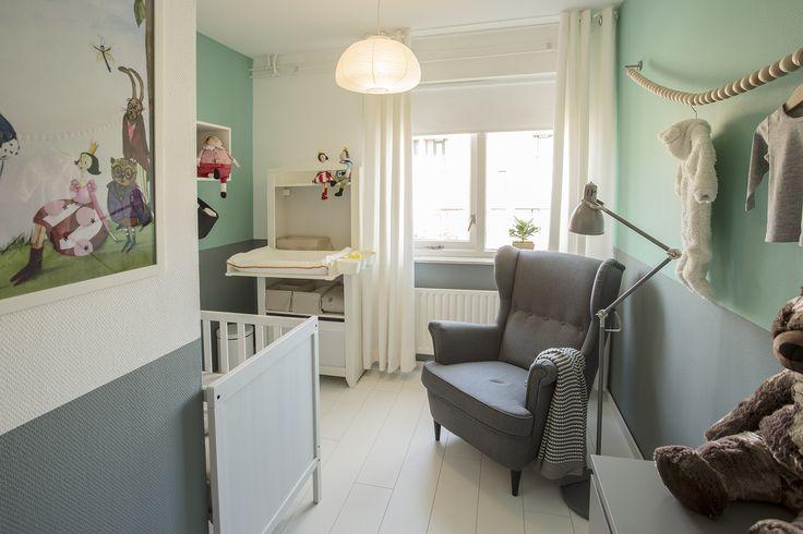 ... babykamer van Manon en Eric  #IKEA #LangLeveVerandering #babykamer #
