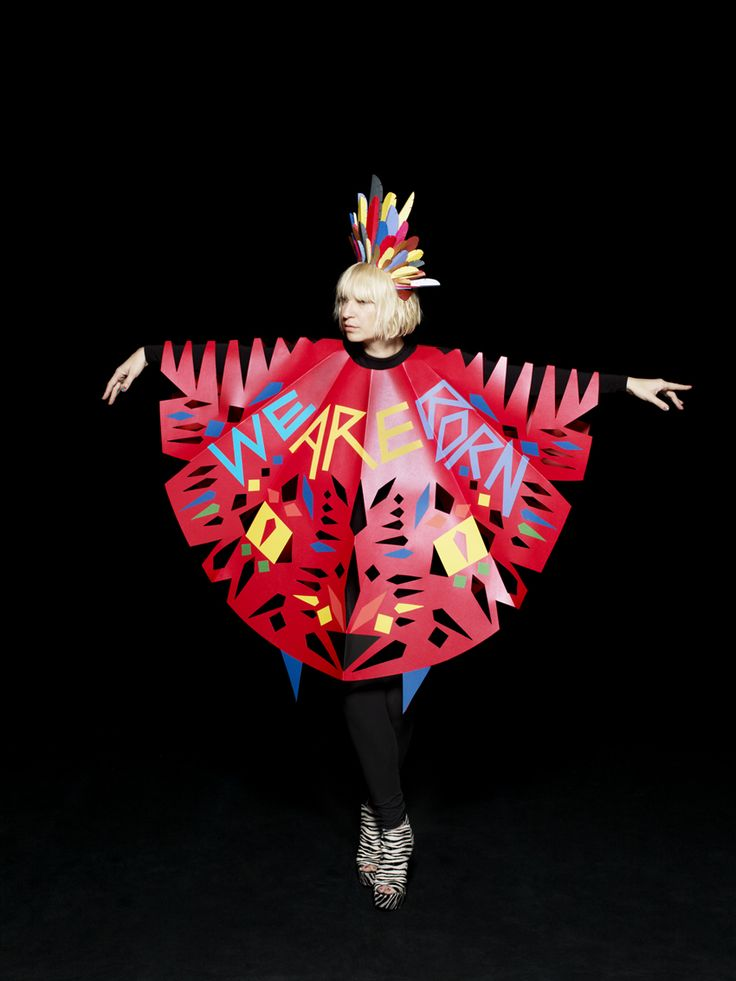 Sia Album Cover | Paperform