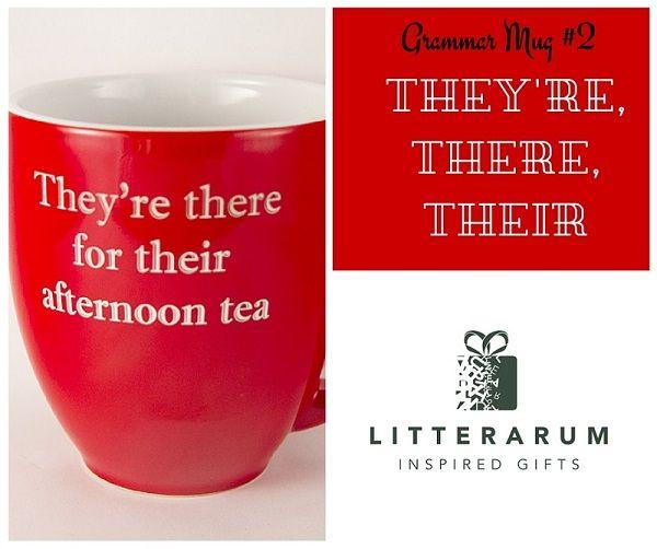 #grammar #grammarmugs #grammarnazi #wordlover #books #mugs #coffee #tea #LitterarumAus  www.litterarum.com.au