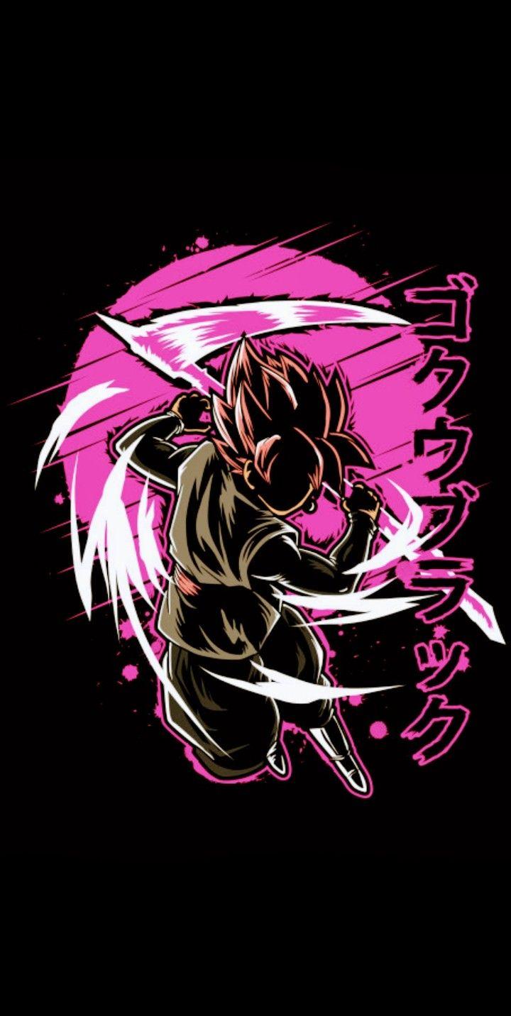 Goku Black Rose Dragon Ball Super Dragon Ball Wallpapers