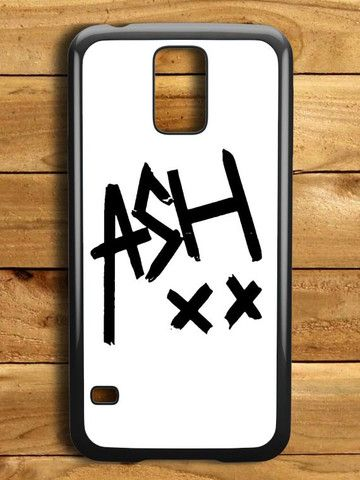 5sos Ashton Irwin Signature Samsung Galaxy S5 Case