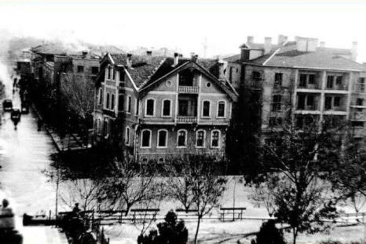 Konya eski belediye binası