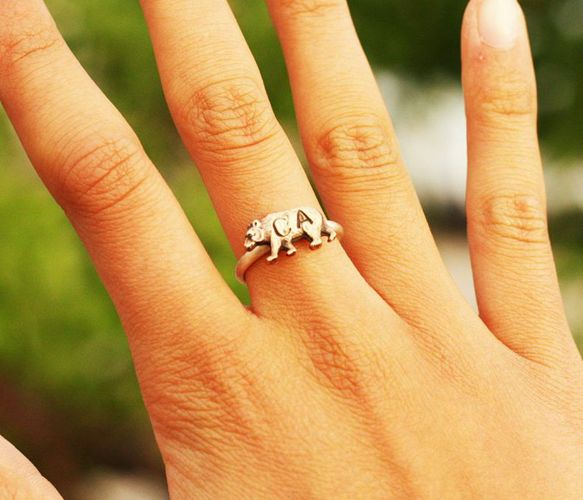 California Bear Ring