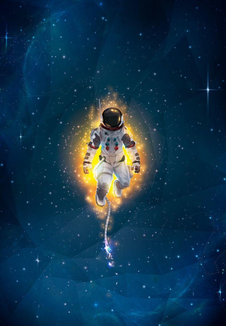 Lost Astronaut by ChasingArtwork on DeviantArt