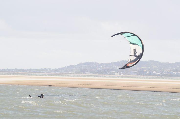 Kite lessons Dublin bay