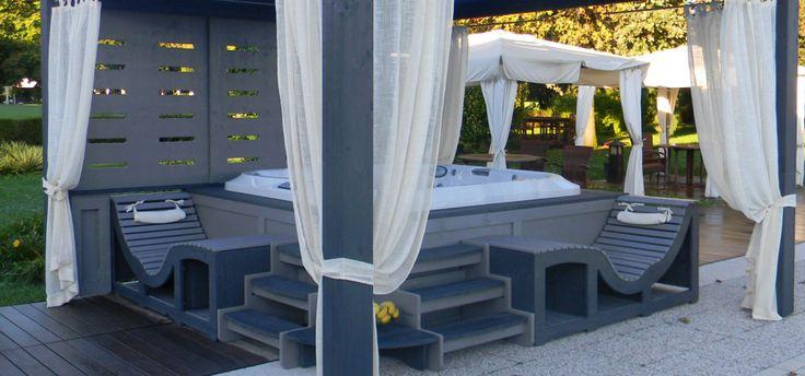 Jacuzzi pod gwiazdami to oferta skierowana do hoteli i ośrodków agroturystycznych - jest to świetny sposób na zwiększenie atrakcyjności miejsca pobytu gości poprzez możliwość wypoczynku w ekskluzywnych wannach jacuzzi. Więcej informacji na stronie http://jacuzzipodgwiazdami.pl/