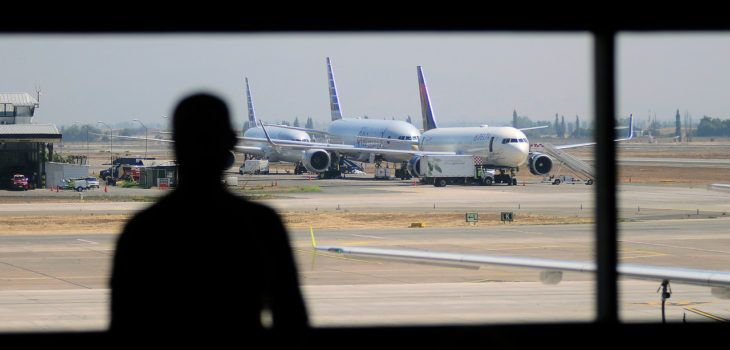 Las negativas cifras de retrasos en vuelos desde Santiago y regiones - BioBioChile
