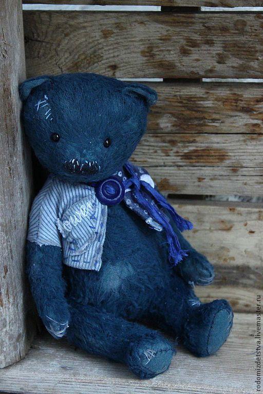 Handmade For blue moon... - teddies, bear, the Teddy bear to buy